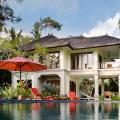 Suara Air Luxury Villa Ubud, one of the most charming hotels in the area